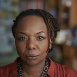 "Ellah Allfrey, OBE. Please credit: ""Photographed by Charlie Hopkinson at Rye Books, London."""