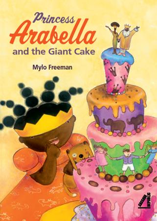 Princess Arabella and the Giant Cake