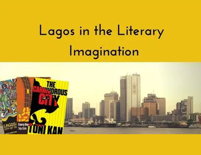 Lagos in the Literary Imagination through 10 books