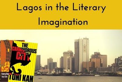 Lagos in the literary imagination