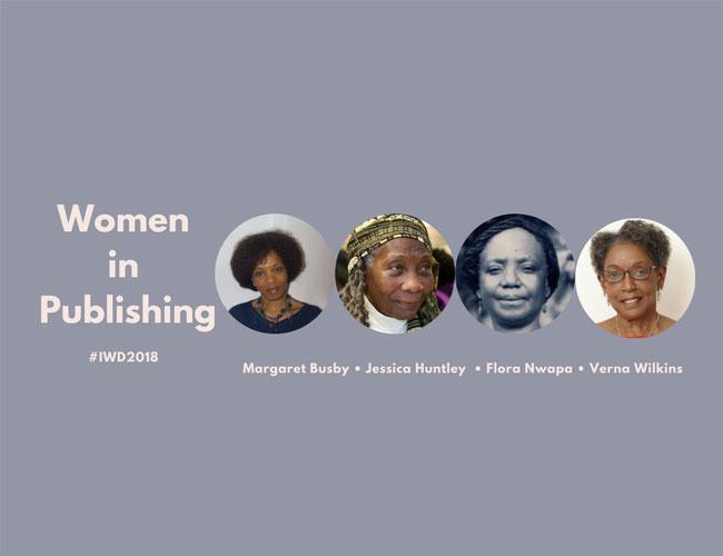 IWD2018: Women in publishing keeps the light burning and we celebrate them
