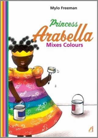 Princess Arabella Mixes Colours