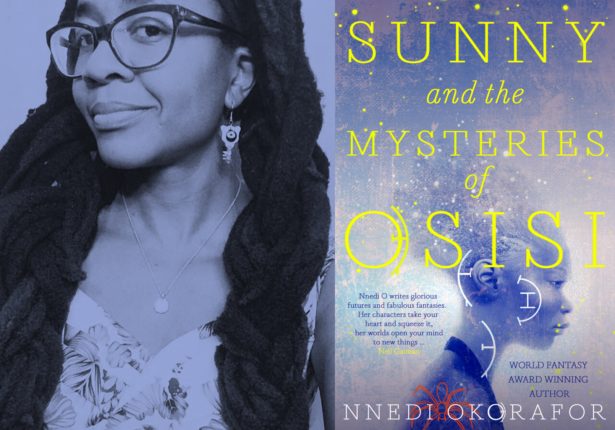 Cover Reveal: Sunny and the Mysteries of Osisi