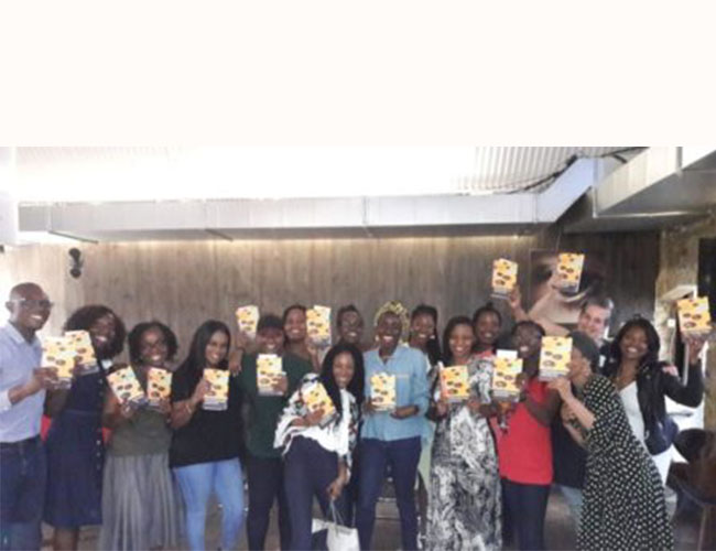 PHOTOS: A sold out literary dinner with Ayesha Harruna Attah