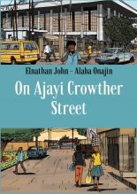 On Ajayi Crowther Street peels back the curtains on the lives of Reverend Akpoborie and his family, to reveal a tumultuous world full of secrets and lies.