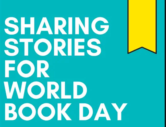 Sharing Stories for World Book Day