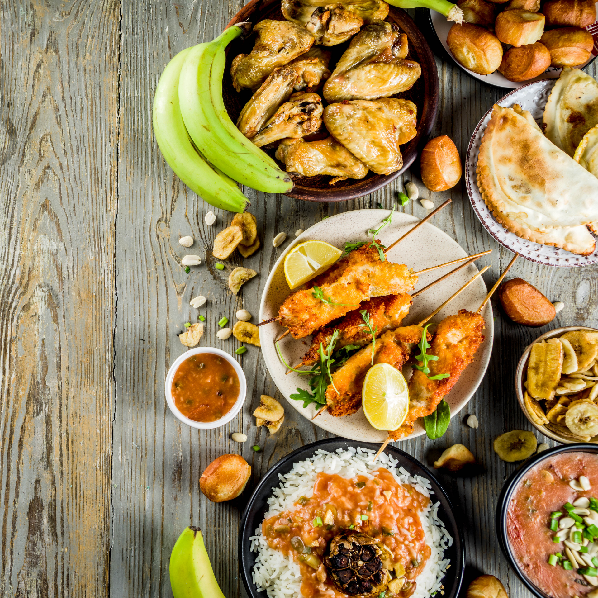 For the Love of African Food – 5 Books to Help You Turn Up The Heat