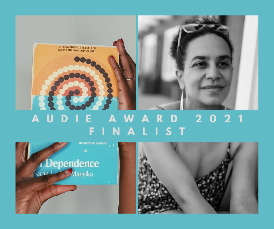 Audie Award Finalist