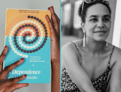 Sarah Ladipo Manyika and In Dependence are 2021 Audie Award Finalists